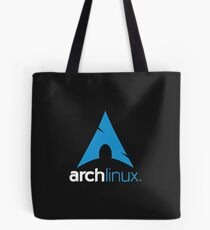 arch linux Tote Bag