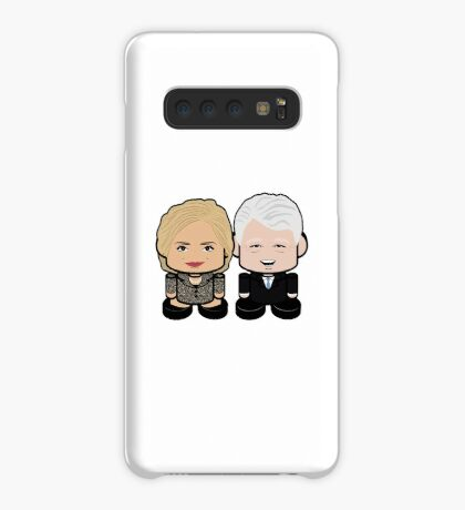 Hill & Bubba: Greater Together Politico'bot Toy Robots Case/Skin for Samsung Galaxy
