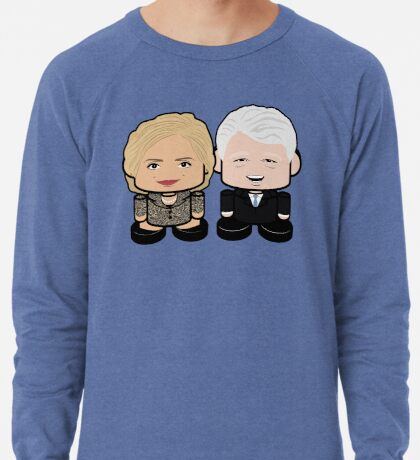 Hill & Bubba: Greater Together Politico'bot Toy Robots Lightweight Sweatshirt