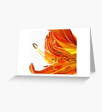 Lily Details Greeting Card