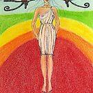 Aura - chakra & human energy field by maryfaerie