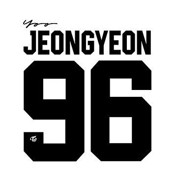 TWICE - yoo JEONGYEON 96' by Red-One48