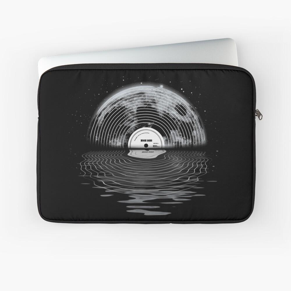 Moon Song Laptop Sleeve