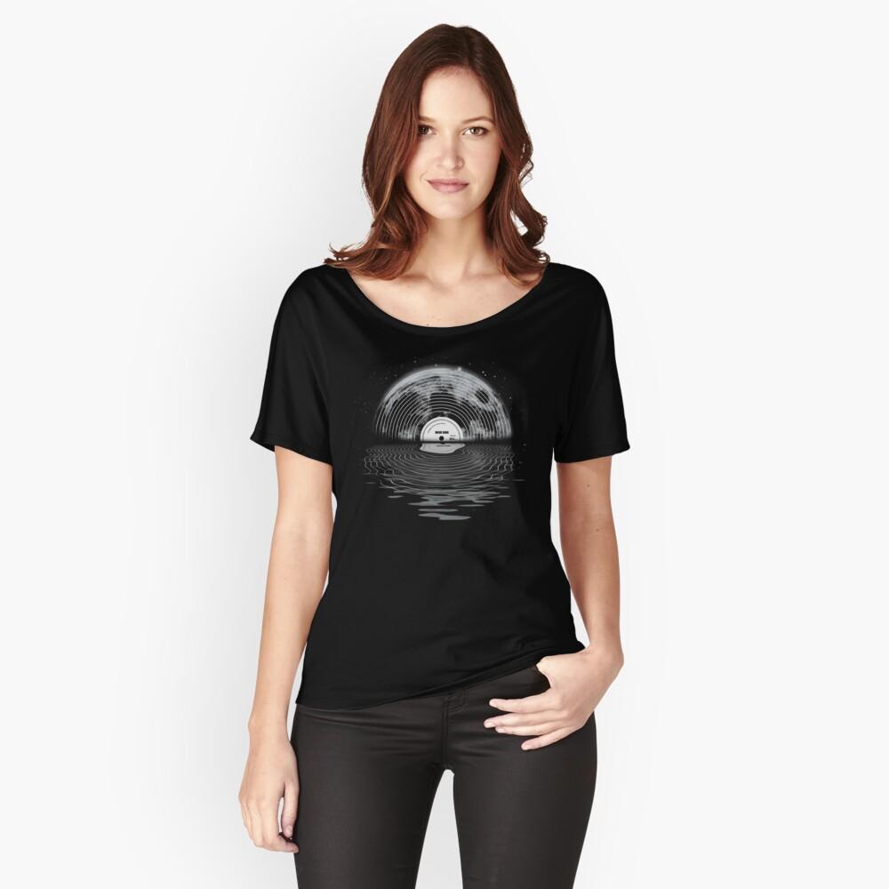 Mondlied Baggyfit T-Shirt
