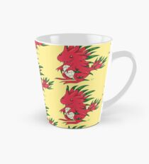 Dragon Fruit Dragon-White Tall Mug