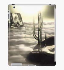 Human's Project (Grey) iPad Case/Skin