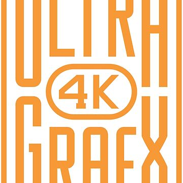 UltraGrafx 4K by ropified