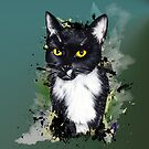 Bombay cat by Apatche Revealed