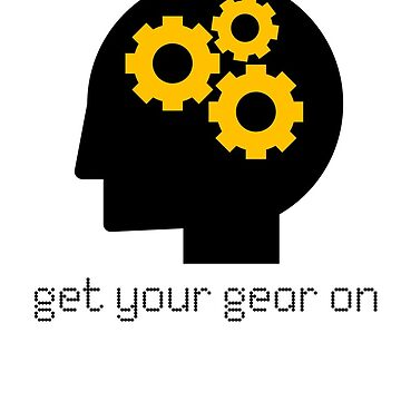 Get your gear on by junpinzon