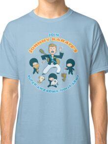 Super Awesome Ninja Army Classic T-Shirt