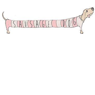 Sausage Dog by pixledust