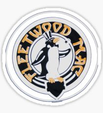 duatujuh Fleetwood oktduadua Mac Sticker