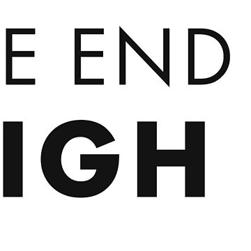 The End Is Nigh by lonewolfsix