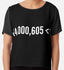 14.000,605 Futures. 1 Gewinnen. Chiffontop