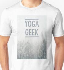 Yoga Geek Unisex T-Shirt
