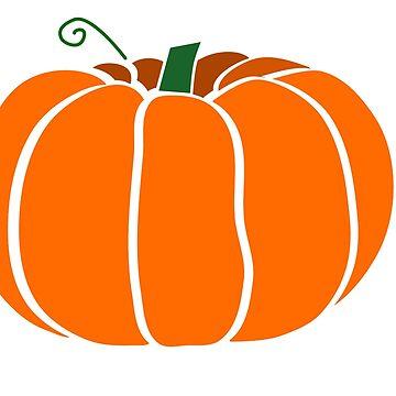 Pumpkin - It's Fall y'all by mcb-jp