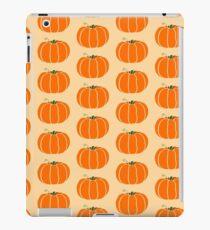 Kürbis - Es ist Herbst iPad-Hülle & Klebefolie