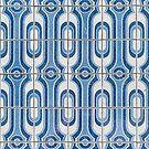 Portuguese Azulejos ceramic tiles by eyeshoot