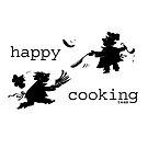 «happy cooking team · Tortillas deliciosas de los mejores cocineros» de reflejArte