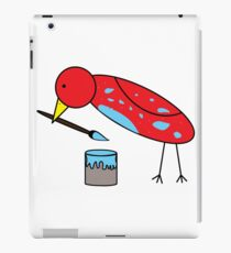 Bird Brush iPad Case/Skin