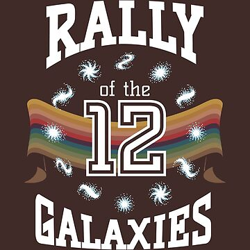 Rally of the 12 Galaxies by DoodleDojo