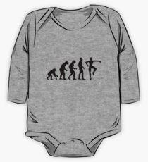 Evolution Baby Body Langarm