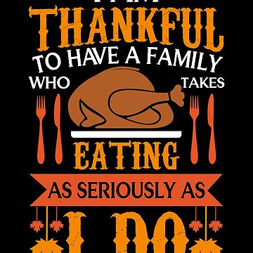 Thanksgiving autumnal turkey family dinner by HumbaHarry