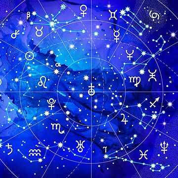 Zodiak Horoscope Deep space  by SABRA11