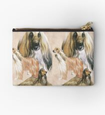 Afghan Hound Alteration Studio Pouch
