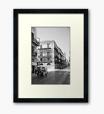 Sicilia Framed Print