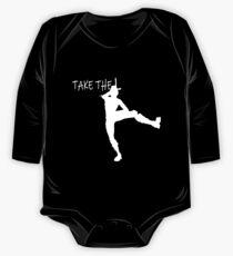 Nimm die L Baby Body Langarm