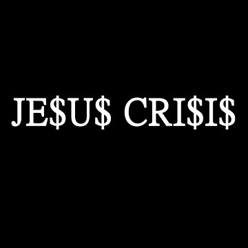 Jesus Crisis by laus88