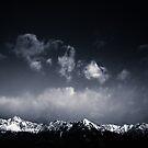 Mountains in Winter by Giorgio Fochesato