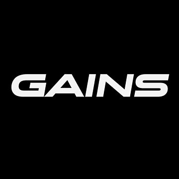 GAINS by s2ray