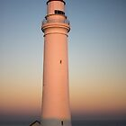 Cape Nelson Light House - Victoria - Sunset by forgantly