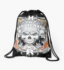 hell raiser 2 Drawstring Bag