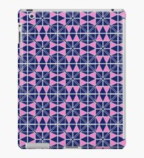Navy Glow Pattern  iPad Case/Skin