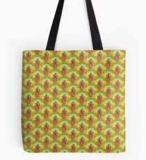 Pure Pineapple Pattern Tote Bag