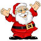 Santa Claus by matheusfiorino