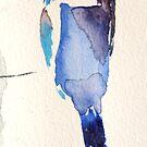 Little Blue Bird by harleym