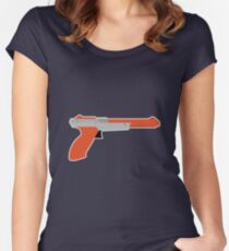 The Zapper Women's Fitted Scoop T-Shirt