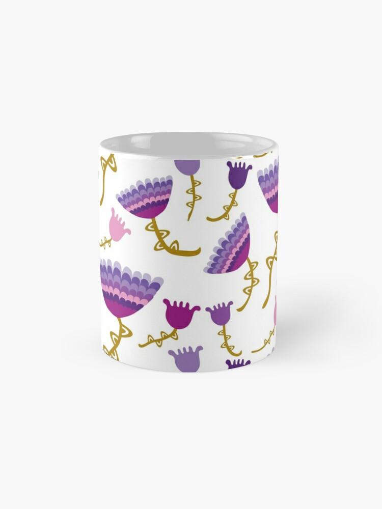Alternate view of FLORETS Mugs