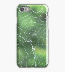Web of Dew iPhone Case/Skin