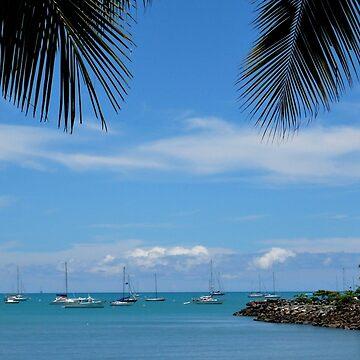Marina beauty ~ Airlie Beach ~ QLD by melodyart