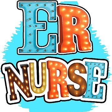 Emergency room registered nurse ER nurse by tiffanator606