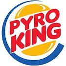 Pyro King by matheusfiorino