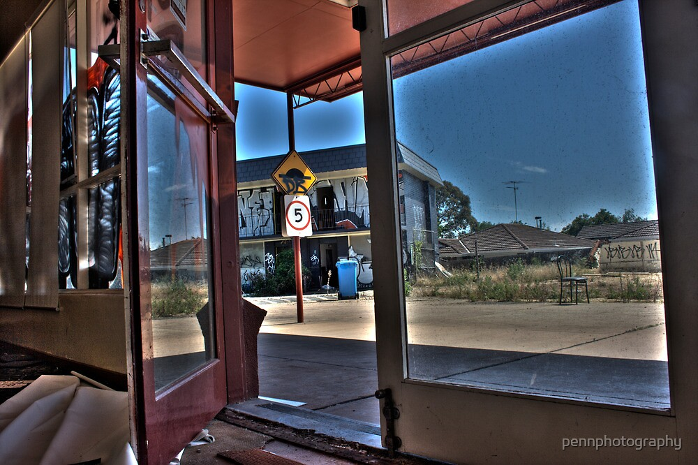 Front Entrance by pennphotography