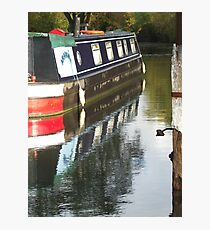 Barge Photographic Print