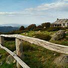 Craigs Hut, Victorian High Country by Joe Mortelliti