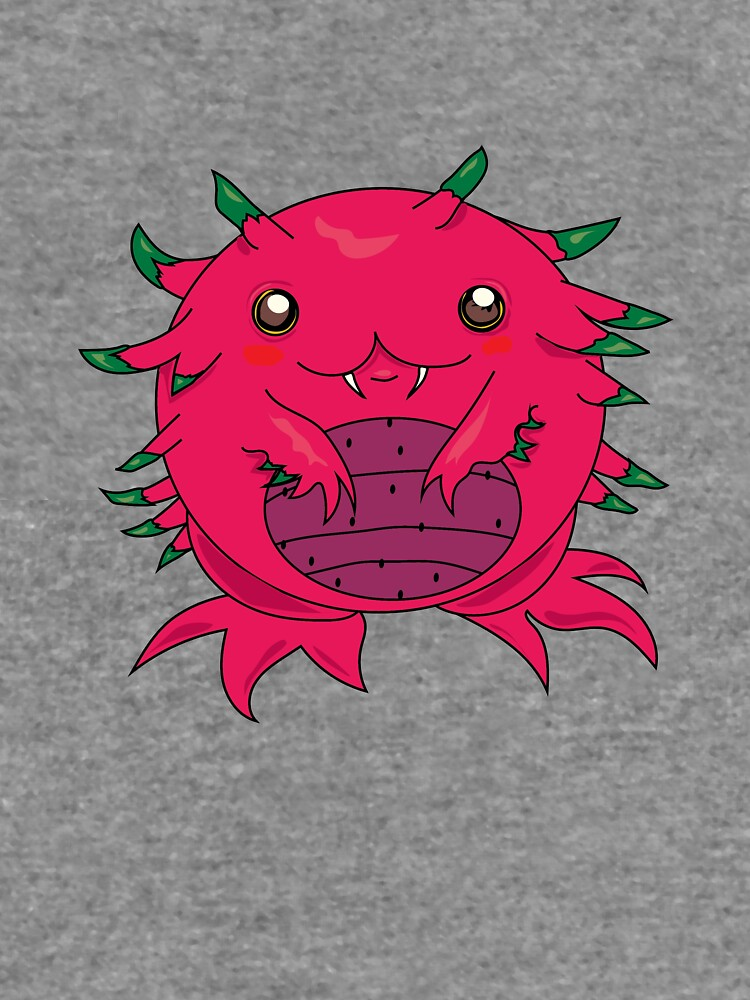 Dragon Fruit Dragon-Red by GroglioArt